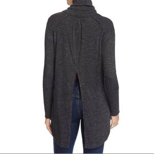 We the Free | Open Back Turtleneck Sweater